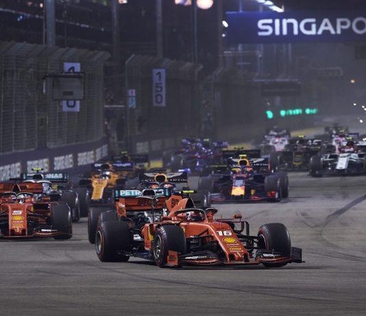 PHOTOS: Singapore Grand Prix