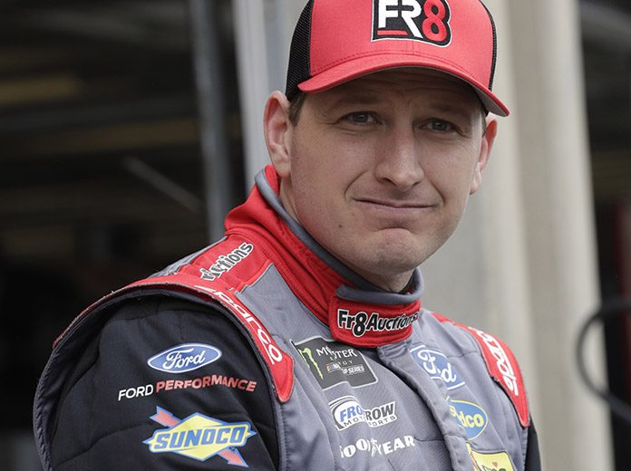 NASCAR driver Michael McDowell hospitalized; Cindric to sub