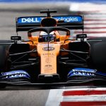 The McLaren Formula One team will run Mercedes engines beginning next season. (McLaren photo)