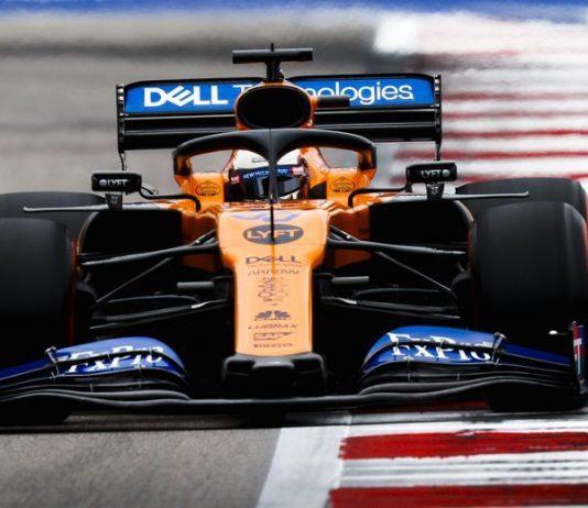 The McLaren Formula One team will run Mercedes engines beginning next season. (McLaren photo)