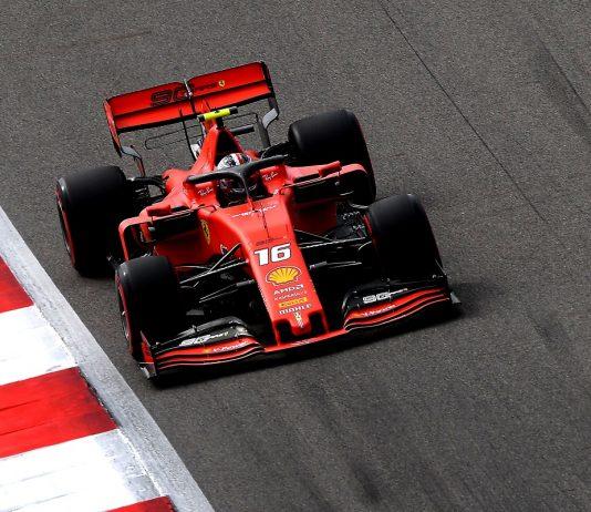 Leclerc Keeps Rolling