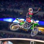 Austin Forkner is one of four riders confirmed for the Monster Energy/Pro Circuit/Kawasaki race team in 2020.
