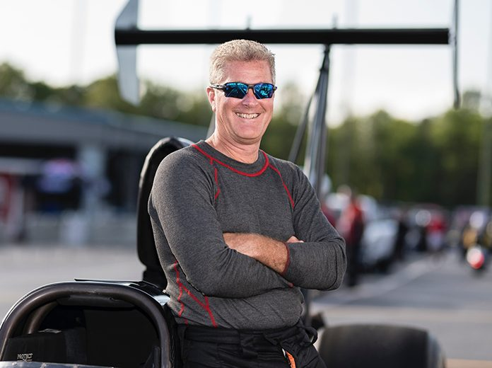 Doug Foley and his business partner Tim Lewis are re-launching their NHRA Top Fuel program. (Rick Belden Photo)
