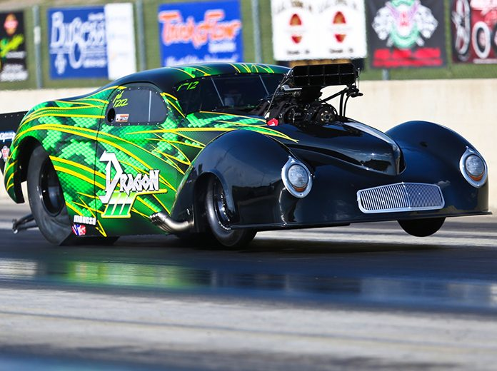 The PDRA will be back in action this weekend for the Fall Nationals at Darlington Dragway. (Tara Bowker Photo)