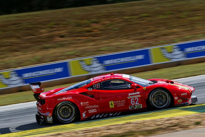 Risi Competizione is returning to IMSA competition during the Petit Le Mans.