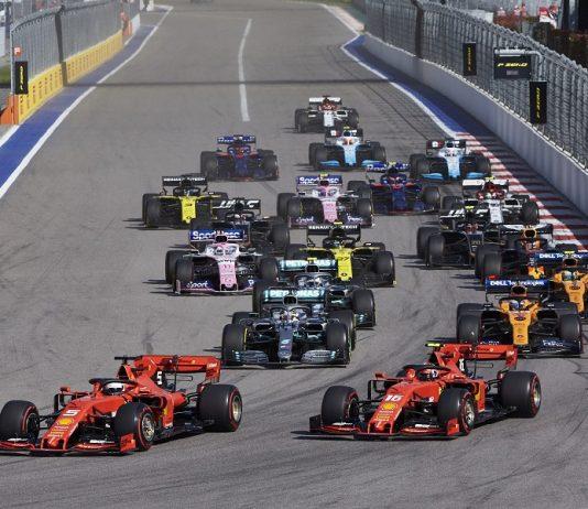 PHOTOS: Russian Grand Prix