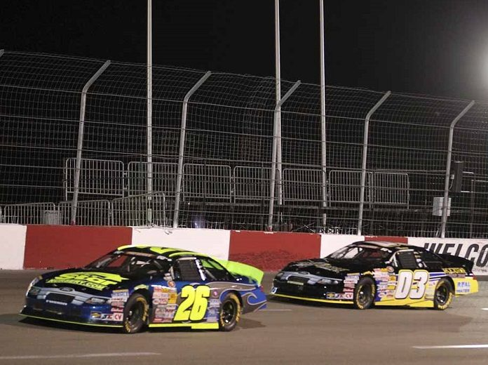 Vegas West Series Race