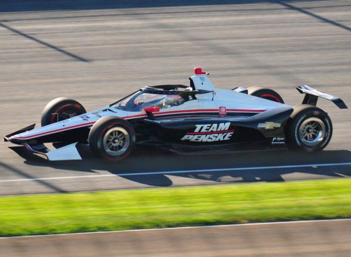 IndyCar's Aeroscreen Completes