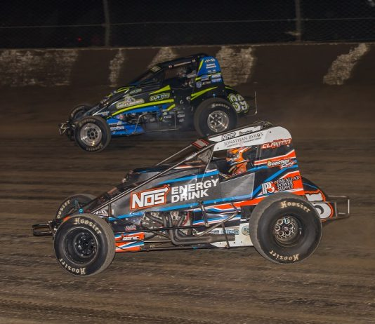 PHOTOS: USAC Sprints 4-Crown