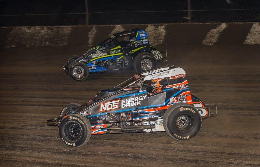 PHOTOS: USAC Sprints 4-Crown