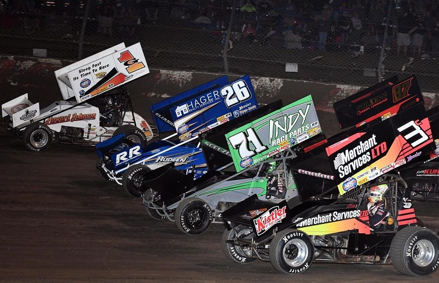 The Ollie's Bargain Outlet All Star Circuit of Champions will be streamed live this season on FloSports. (Frank Smith photo)