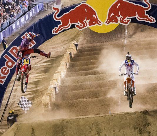 Roczen Rules Red Bull