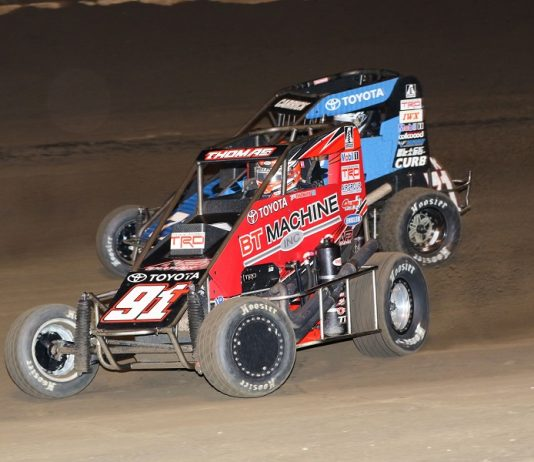 PHOTOS: POWRi Short Track