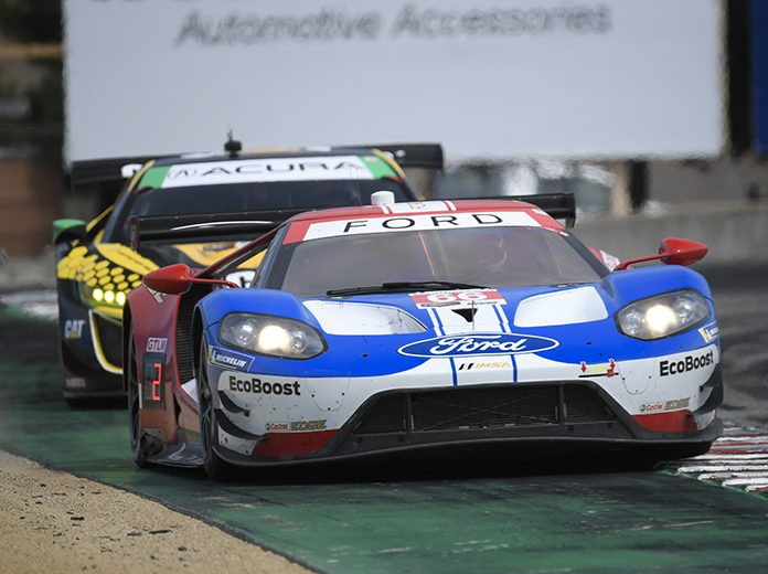 The Ford GT factory program will come to a close following the Petit Le Mans. (IMSA Photo)