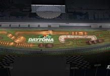 The 2020 Daytona Supercross course.