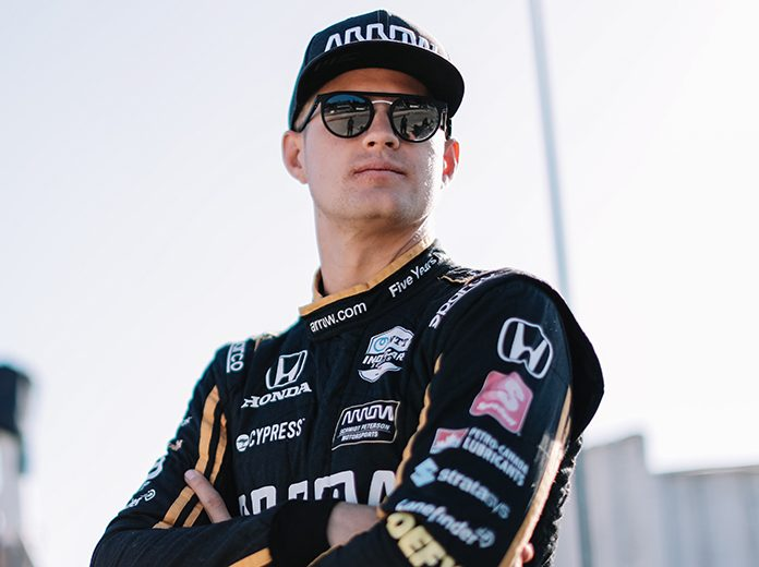 Marcus Ericsson will join Chip Ganassi Racing for the 2020 NTT IndyCar Series season. (IndyCar Photo)