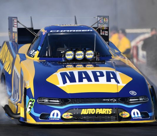 Ron Capps Hoping To