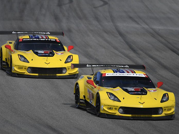 Corvette Racing will say goodbye to the Corvette C7.R after the Petit Le Mans. (IMSA Photo)