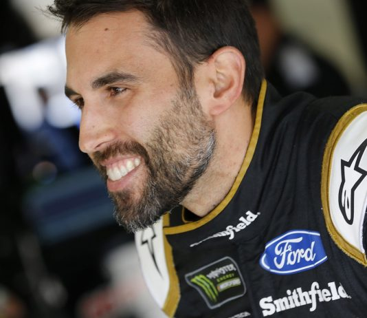 Almirola 'Excited'