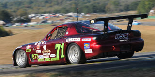 Jeff Dernehl claimed the GT-3 championship during the SCCA National Championship Runoffs on Friday at Virginia Int'l Raceway. (Jay Bonvouloir Photo)