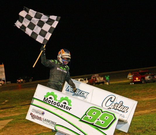 Skylar Gee won the Bob Hampshire Classic. (Todd Ridgeway photo)