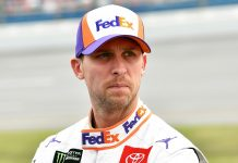 No Stress For Hamlin
