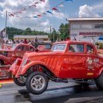 Southeast Gassers nostalgia drag racing will invade Carolina Dragway Saturday, October 19th. (SEGA Photo)