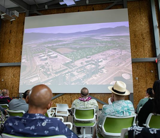 Plans for the construction of a racing circuit to be known as Circuit Hawaii have been announced.