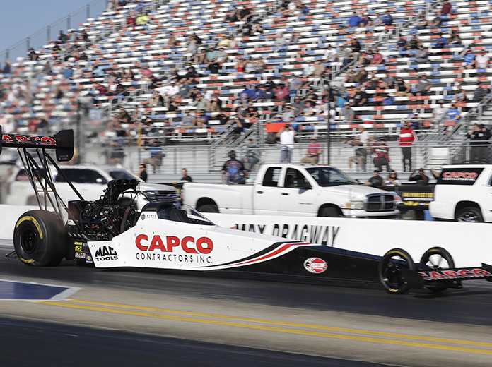 Torrence Continues Dominance Of zMAX Dragway