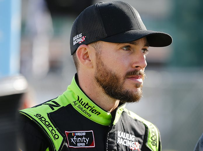 Ross Chastain will join Kaulig Racing full-time in 2020. (HHP/Barry Cantrell Photo)
