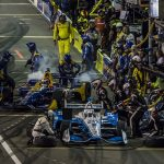 IndyCar Pit Stops (Brad Plant Photo)