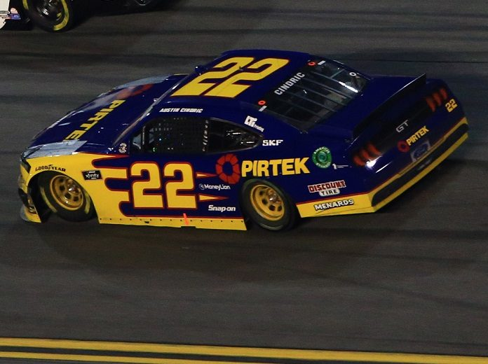 PIRTEK Backing Penske