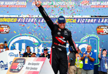 NASCAR Reveals Drive