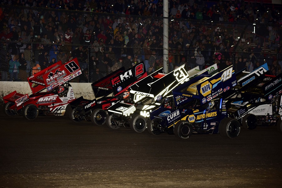 World Of Outlaws Set For Haubstadt Doubleheader