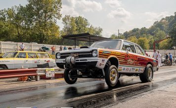 Scenes from the most recent Southeast Gassers event at Knoxville Dragway. (Caleb Sewell Photo)
