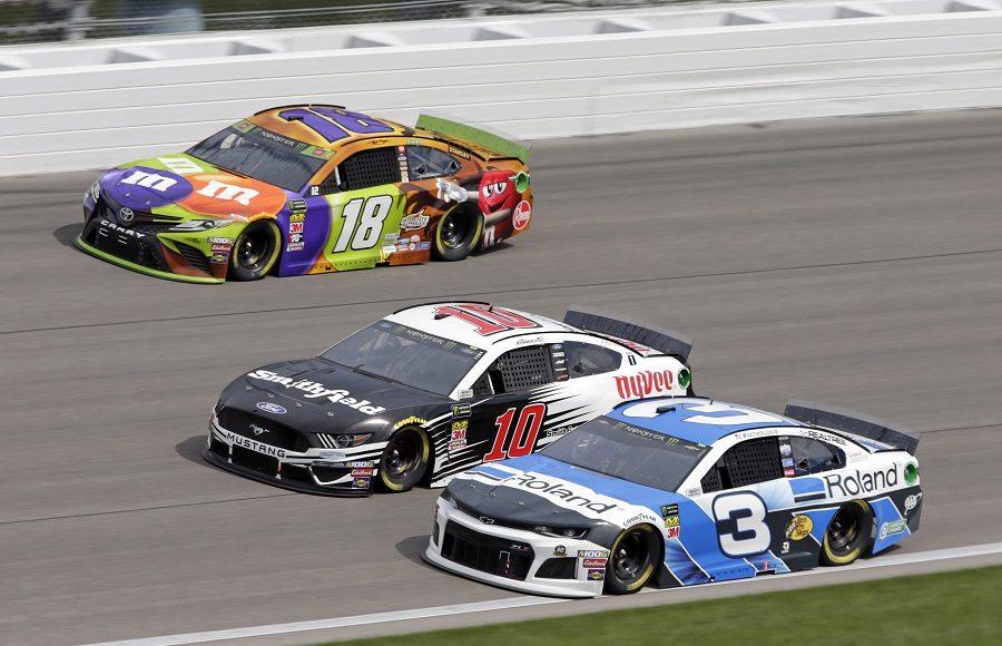 PHOTOS: Kansas Lottery 400