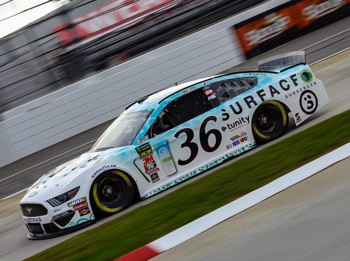 Matt Crafton to replace Matt Tifft at Martinsville — NASCAR Cup Series