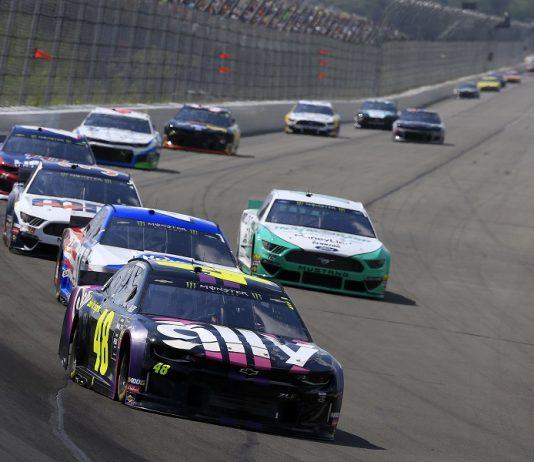 Pocono Confirms NASCAR