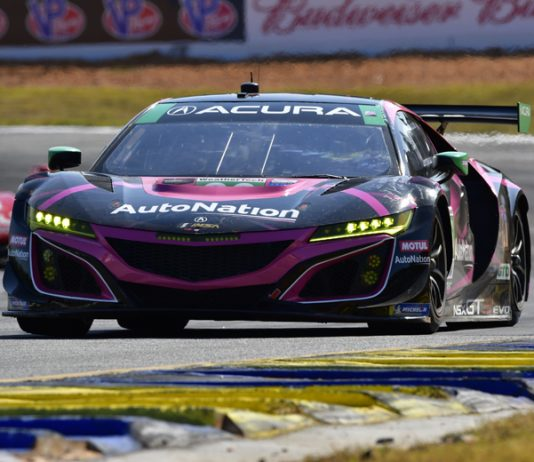 Mario Farnbacher and Matthew McMurry will share the No. 86 entry for Meyer Shank Racing in 2020. (IMSA Photo)