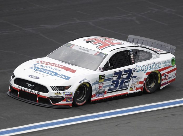 Go Fas Racing To Align
