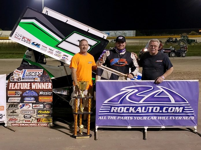 Another USCS Victory