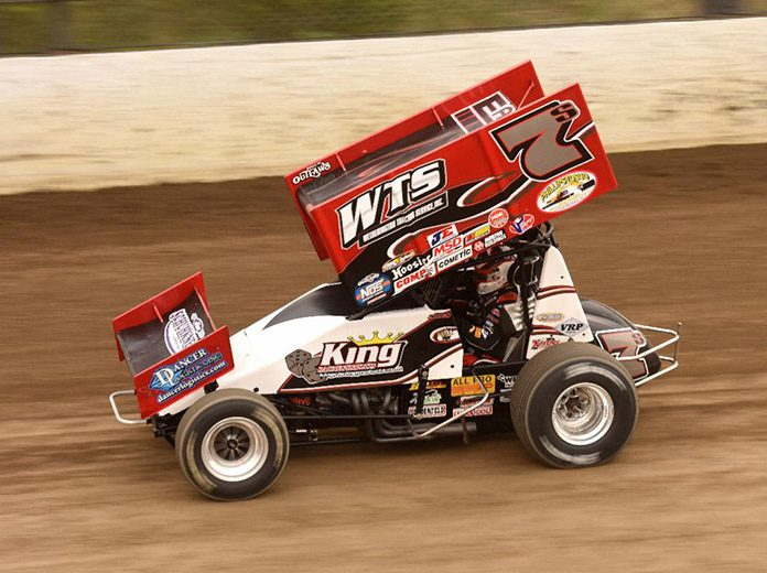 Tim Shaffer will be back with Sides Motorsports this weekend during the Can-Am World Finals. (Paul Arch Photo)
