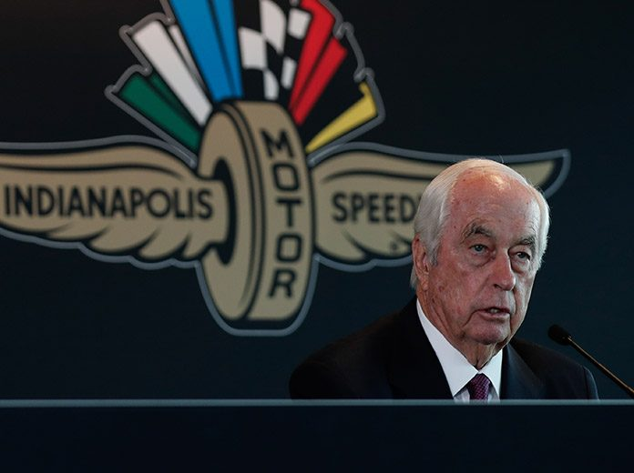 The reactions to Roger Penske's acquisition of Indianapolis Motor Speedway and the NTT IndyCar Series have drawn a number of reactions on Twitter. (IndyCar Photo)