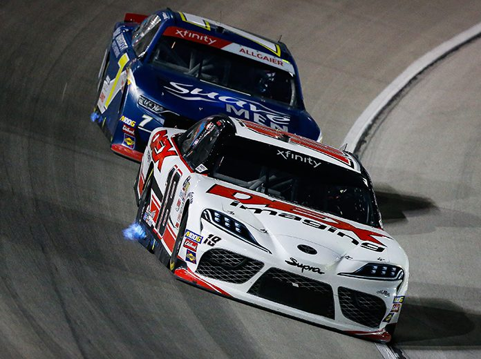 Joe Gibbs Racing has set the 2020 crew chief roster for its NASCAR Xfinity Series program. (HHP/Barry Cantrell Photo)
