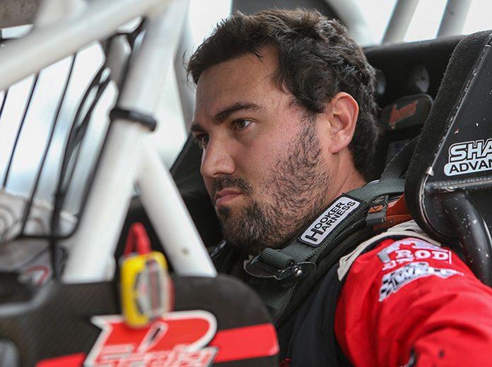 Dominic Scelzi will work with veteran crew chief Jimmy Carr next year at Scelzi Motorsports. (Adam Fenwick Photo)