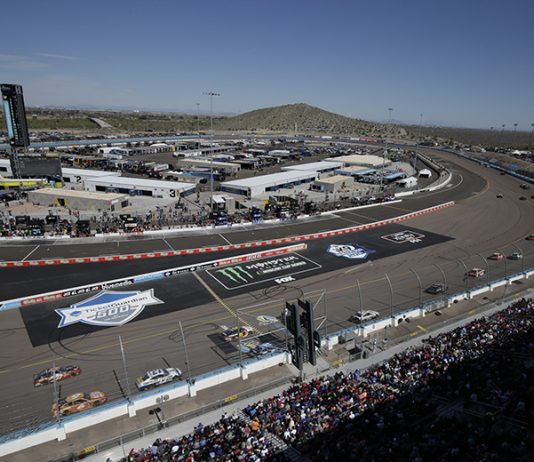 Grandstand tickets are sold out for Sunday's Monster Energy NASCAR Cup Series race at ISM Raceway. (HHP/Garry Eller Photo)