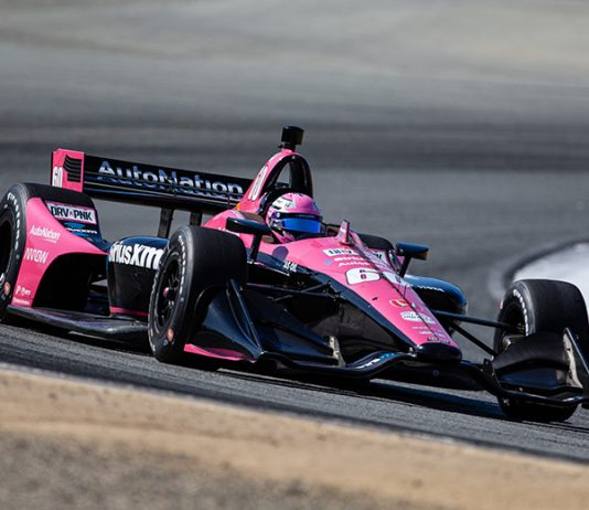 Meyer Shank Racing and Jack Harvey will race full-time in the NTT IndyCar Series next year. (IndyCar Photo)