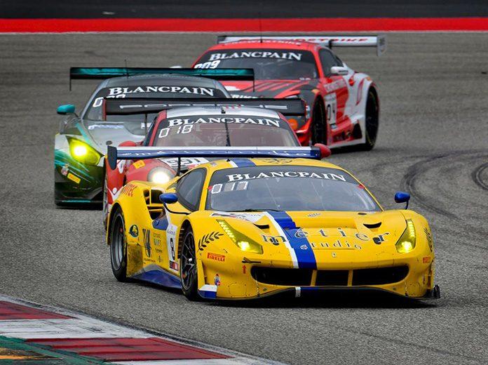Circuit of the Americas will return to the GT World Challenge America calendar next season.