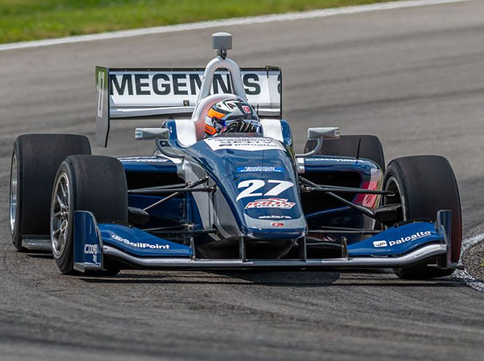The annual open test at Sebring Int'l Raceway is coming up in about a month for competitors in the Indy Lights series.