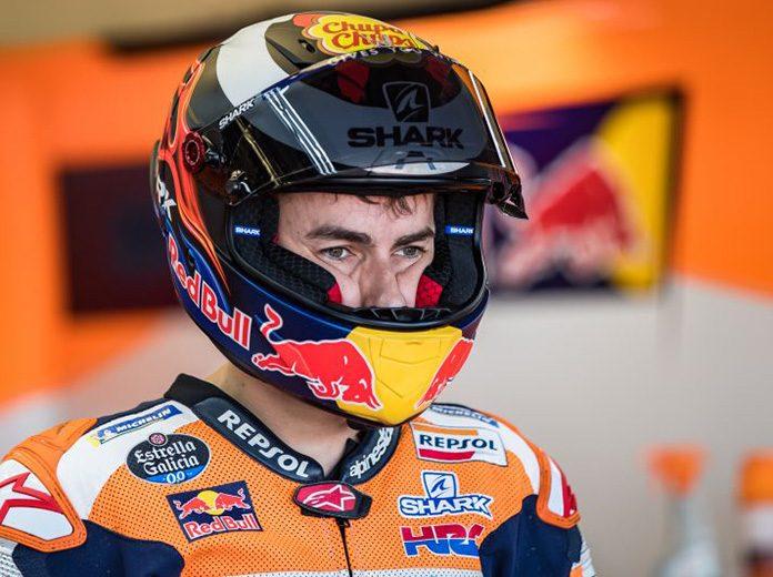 Jorge Lorenzo has announced his retirement from MotoGP competition. (Honda Photo)
